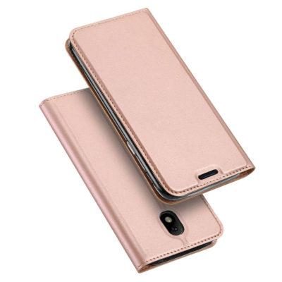 Samsung Galaxy J7 (2017) Kotelo Dux Ducis Ruusukulta