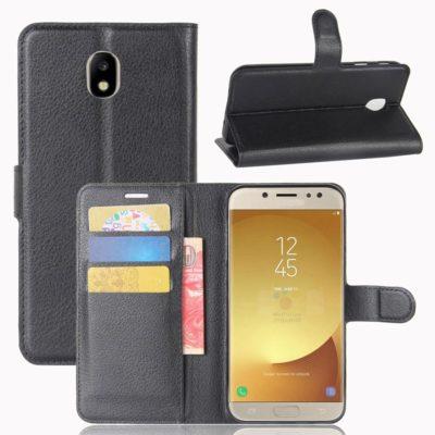 Samsung Galaxy J7 (2017) Suojakotelo Musta