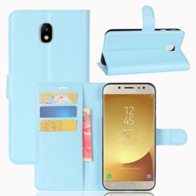 Samsung Galaxy J7 (2017) Suojakotelo Sininen