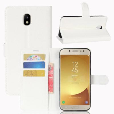 Samsung Galaxy J7 (2017) Suojakotelo Valkoinen
