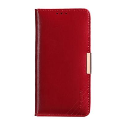 Samsung Galaxy S8 Nahkakotelo KLD Royale II Punainen