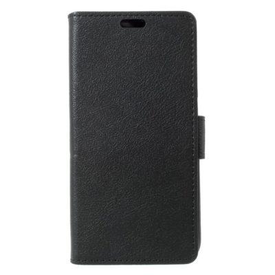 Huawei P9 Lite Mini Lompakkokotelo Musta