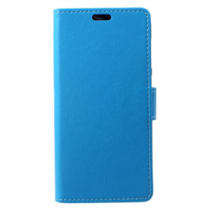 Huawei P9 Lite Mini Lompakkokotelo Sininen