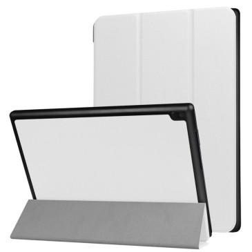 Lenovo Tab 4 10 10.1″ Suojakotelo Valkoinen
