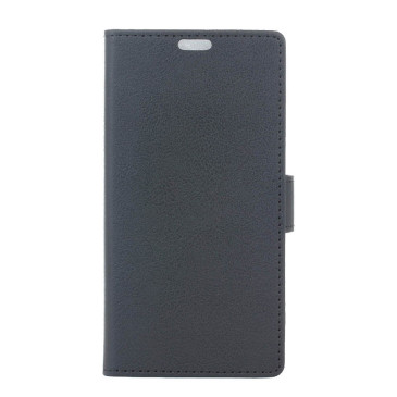 Nokia 8 Lompakko Suojakotelo Musta