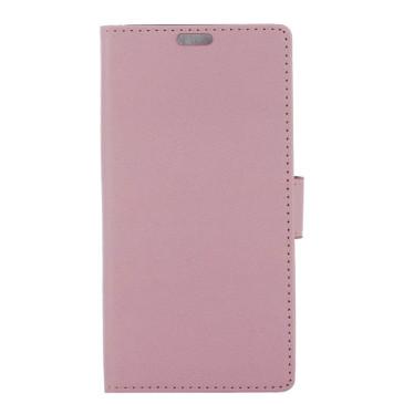 Nokia 8 Lompakko Suojakotelo Vaaleanpunainen