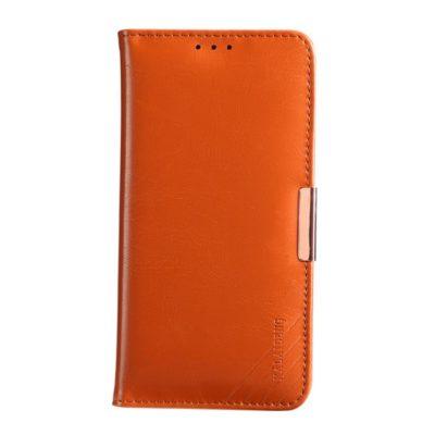 Samsung Galaxy Note 8 Nahkakotelo KLD Ruskea