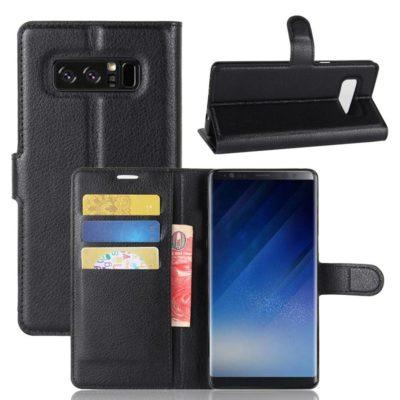 Samsung Galaxy Note 8 Suojakotelo Musta