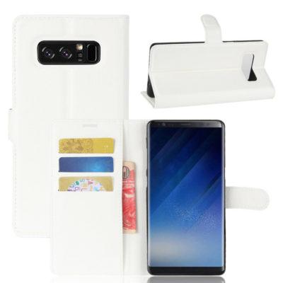 Samsung Galaxy Note 8 Suojakotelo Valkoinen