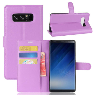 Samsung Galaxy Note 8 Suojakotelo Violetti