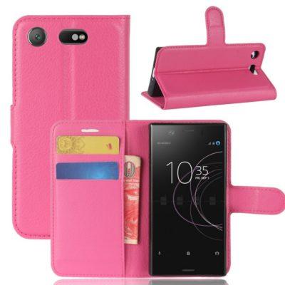 Sony Xperia XZ1 Compact Suojakotelo Pinkki