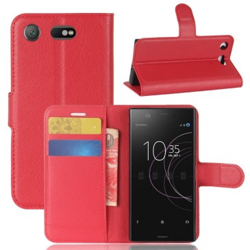 Sony Xperia XZ1 Compact Suojakotelo Punainen