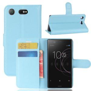 Sony Xperia XZ1 Compact Suojakotelo Sininen