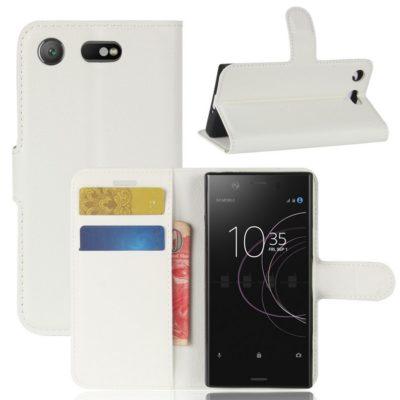 Sony Xperia XZ1 Compact Suojakotelo Valkoinen