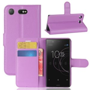 Sony Xperia XZ1 Compact Suojakotelo Violetti