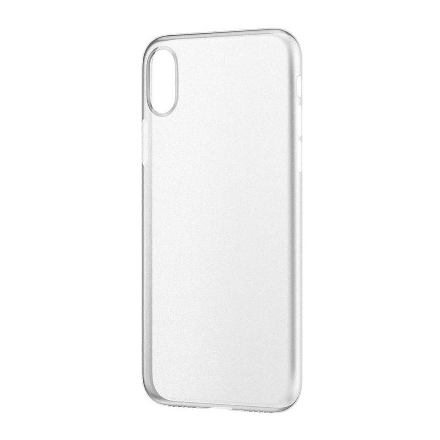 Apple iPhone X Baseus Suojakuori Läpinäkyvä