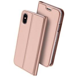 Apple iPhone X Kotelo Dux Ducis Ruusukulta