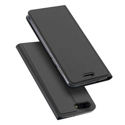 Asus Zenfone 4 5.5″ ZE554KL Kotelo Tummanharmaa
