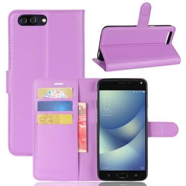 Asus Zenfone 4 Max 5.5″ Suojakotelo Violetti