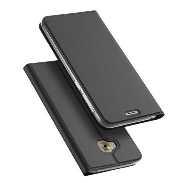 Asus Zenfone 4 Selfie Pro Kotelo Dux Ducis Harmaa