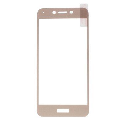 Huawei Honor 6A Täysin Peittävä Suojalasi Kulta
