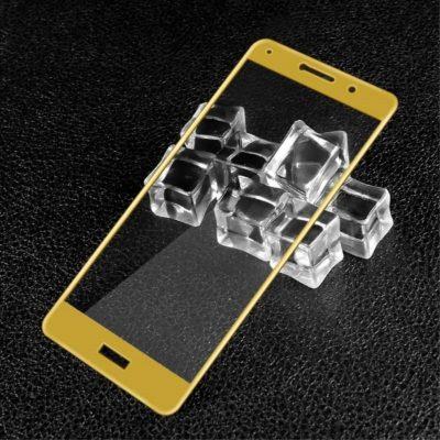 Huawei Honor 6X Täysin Peittävä Suojalasi Imak Kulta
