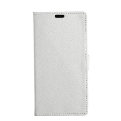LG G6 H870 Suojakotelo Valkoinen Lompakko