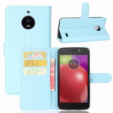 Motorola Moto E 4th Gen Suojakotelo Sininen