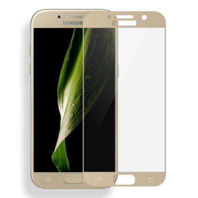 Samsung Galaxy A3 (2017) Suojalasi Mocolo Kulta
