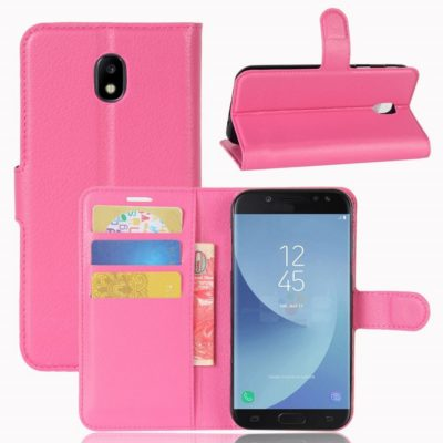 Samsung Galaxy J5 (2017) Kotelo Pinkki