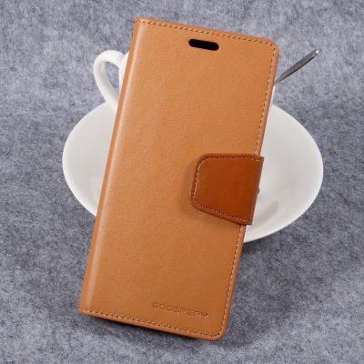 Samsung Galaxy S8 Suojakotelo Sonata Vaaleanruskea