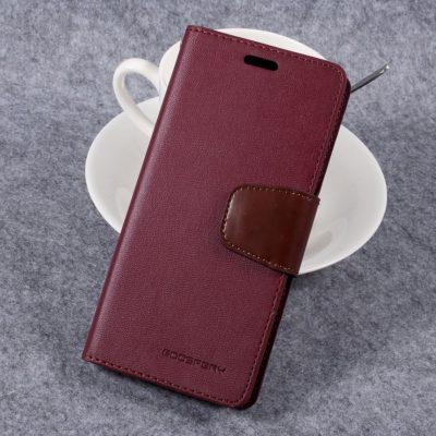 Samsung Galaxy S8 Suojakotelo Sonata Viininpunainen