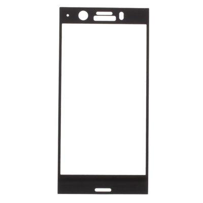 Sony Xperia XZ1 Compact Näytön Suojalasi Musta