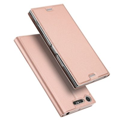 Sony Xperia XZ1 Kotelo Dux Ducis Ruusukulta