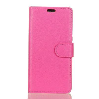 Sony Xperia XZ1 Lompakkokotelo Pinkki