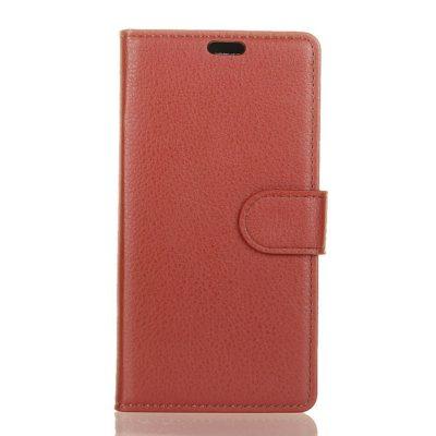 Sony Xperia XZ1 Lompakkokotelo Ruskea