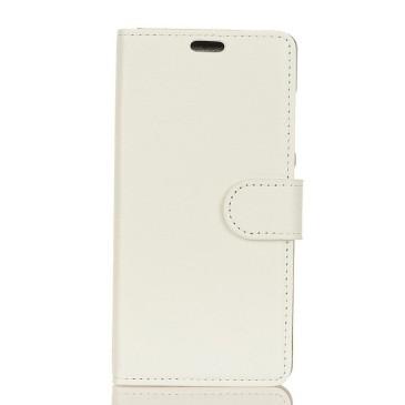 Sony Xperia XZ1 Lompakkokotelo Valkoinen