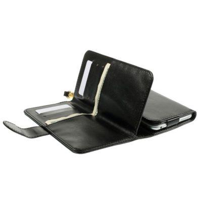 Yleismallinen Lompakkokotelo CH 16cm*8cm Musta