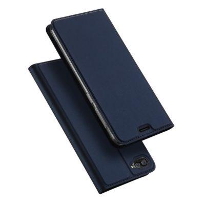 Asus Zenfone 4 Max 5.2″ ZC520KL Kotelo Tummansininen