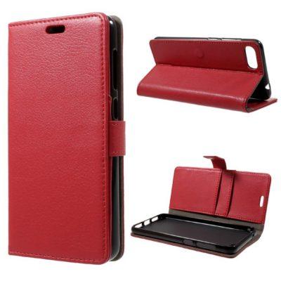 Asus Zenfone 4 Max 5.2″ ZC520KL Lompakko Punainen