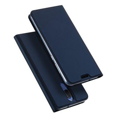 Huawei Mate 10 Lite Kotelo Dux Ducis Tummansininen