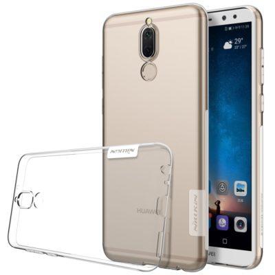 Huawei Mate 10 Lite Kuori Nillkin Nature Läpinäkyvä