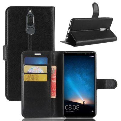 Huawei Mate 10 Lite Suojakotelo Musta