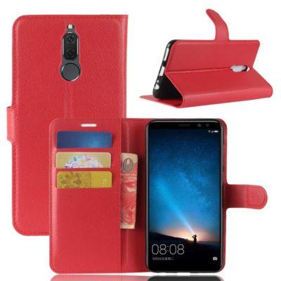 Huawei Mate 10 Lite Suojakotelo Punainen