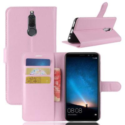 Huawei Mate 10 Lite Suojakotelo Vaaleanpunainen