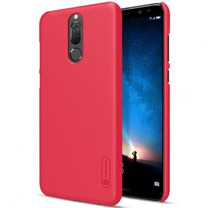 Huawei Mate 10 Lite Suojakuori Nillkin Punainen