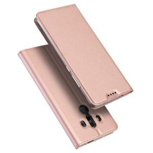 Huawei Mate 10 Pro Kotelo Dux Ducis Ruusukulta