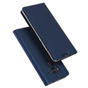 Huawei Mate 10 Pro Kotelo Dux Ducis Tummansininen