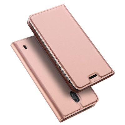 Nokia 2 Suojakotelo Dux Ducis Ruusukulta