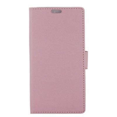 Nokia 2 Suojakotelo Vaaleanpunainen Lompakko